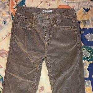 Free people corduroy pants. Worn ONCE